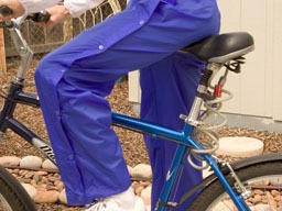 Nylon_royal_blue_tearaway_pant_-_seated_on_bike1