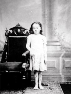Mary Ellen McCormack, 1874. godine