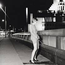 Sophy Rickett's 1995 series Pissing Women