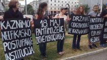 Pamtimo žene žrtve muškog nasilja 18 maj